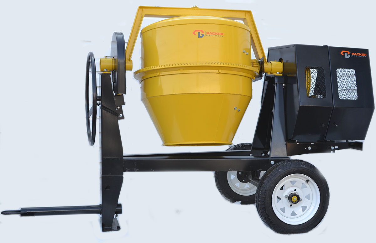 Concrete mixer pb2300 electric for Cement mixer motor for sale