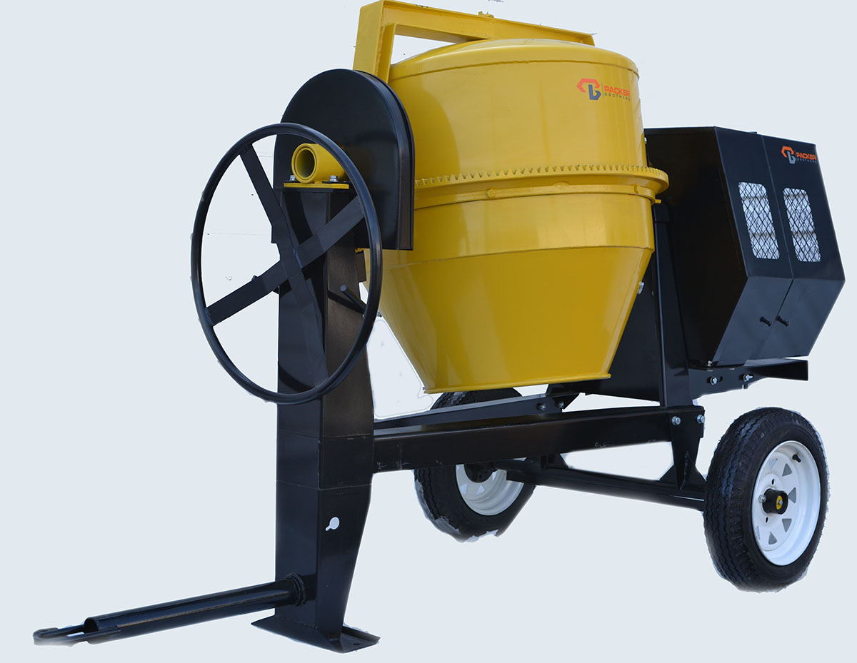 Electric Cement Mixer ~ Concrete mixer pb electric